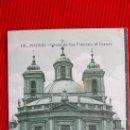 Postales: MADRID - IGLESIA DE SAN FRANCISCO EL GRANDE. Lote 14034662