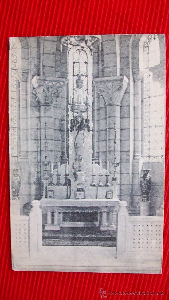 MADRID - LA ALMUDENA (Postales - España - Comunidad de Madrid Antigua (hasta 1939))