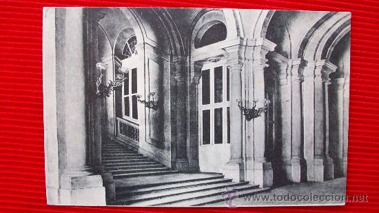 MADRID - PALACIO REAL (Postales - España - Comunidad de Madrid Antigua (hasta 1939))