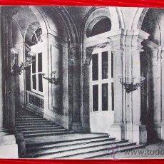 Postales: MADRID - PALACIO REAL. Lote 14035127