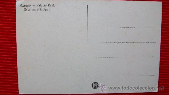 Postales: MADRID - PALACIO REAL - Foto 2 - 14035127