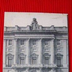 Postales: MADRID - PALACIO REAL. Lote 14035274
