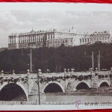 Postales: MADRID .- PALACIO NACIONAL. Lote 14035535