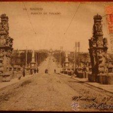 Postales: POSTAL MADRID REVERSO SIN DIVIDIR HAUSER Y MENET. Lote 26077987