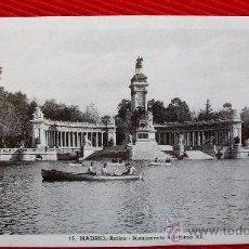 Postales: MADRID. Lote 14188876