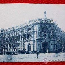 Postales: MADRID - BANCO DE ESPAÑA. Lote 14196787