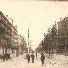 Madrid calle serrano comprar postales antiguas de la - Joyeria calle serrano ...