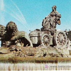 Postales: LA CIBELES - ESCUDO DE ORO Nº 207 -. Lote 14967831