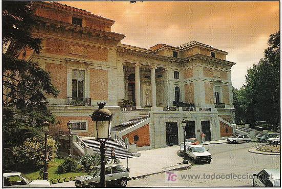 MUSEO DEL PRADO (Postales - España - Madrid Moderna (desde 1940))