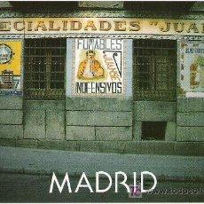 Postales: BARRIO MALASAÑA. Lote 14968074