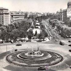 Postales: POST 150 - POSTAL NO CIRCULADA: MADRID 18 - PLAZA Y FUENTE DE NEPTUNO - A. ZERKOWITZ. Lote 15133595