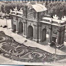 Postales: POST 144 - POSTAL NO CIRCULADA: MADRID 17 - PUERTAS DE ALCALÁ - ZERKOWITZ. Lote 15133812