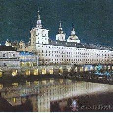 Postales: POSTAL DEL ESCORIAL - MADRID , ESCRITA . Lote 15252483