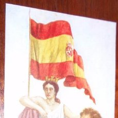 Postales: POSTAL TIPOS MADRID. Lote 20564709