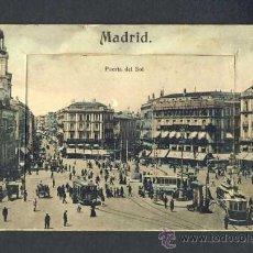 Postales: POSTAL DE MADRID: DESPLEGABLE CON 12 VISTAS (ED.EDUARDO SCHILLING) (VER FOTO ADICIONAL). Lote 15456347