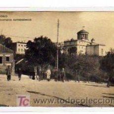 Postales: MADRID. 12. OBSERVATORIO ASTRONÓMICO. CASA THOMAS. SIN CIRCULAR.. Lote 15853754