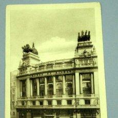 Postales: POSTAL BANCO DE BILBAO MADRID. Lote 15988920