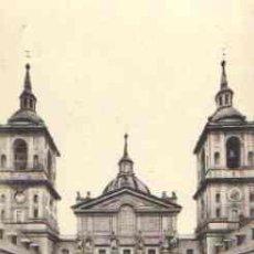 Postales: SAN LORENZO DE EL ESCORIAL - REAL MONASTERIO: PATIO DE LOS REYES. Lote 16187421