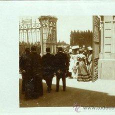 Postales: POSTAL FOTOGRAFICA EPOCA ALFONSO XIII MADRID . Lote 16325535