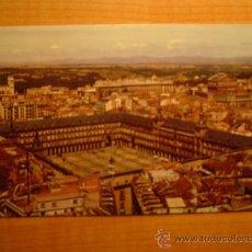Postales: POSTAL MADRID PLAZA MAYOR IBERIA SIN CIRCULAR. Lote 16351275