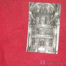 Postales: MADRID ---- EL ESCORIAL RETABLO ALTAR MAYOR. Lote 16613536