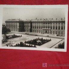 Postales: MADRID ---- PALACIO REAL. Lote 16614176