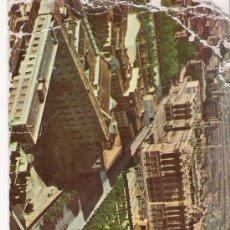 Postales: MADRID - PALACIO DE ORIENTE Y SUS JARDINES - PANORAMICAS DE ESPAÑA SERIE III Nº 4146 - 24 X 10 CM -. Lote 17024964