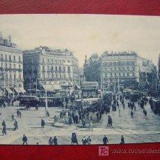 Postales: MADRID, PUERTA DEL SOL. Lote 17069827
