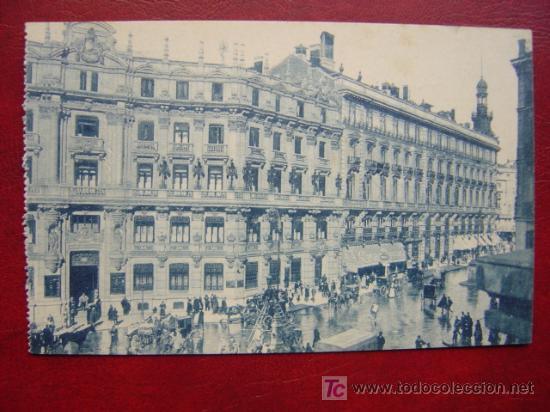 MADRID, CALLE DE SEVILLA (Postales - España - Comunidad de Madrid Antigua (hasta 1939))