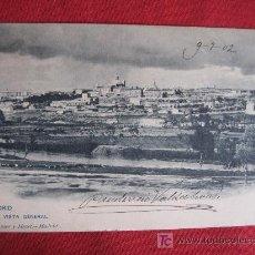 Postales: MADRID - VISTA GENERAL. Lote 17160220