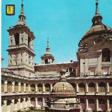 Postales: EL ESCORIAL - MONASTERIO -. Lote 17319237