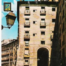Postales: MADRID - ARCO DE CUCHILLEROS - FISA Nº 74 -. Lote 17326738