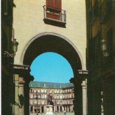 Postales: MADRID - PLAZA MAYOR -. Lote 17326870