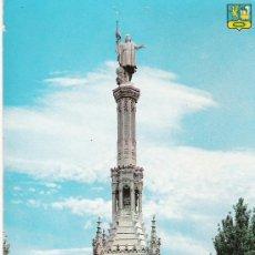 Postales: MADRID - MONUMENTO A COLON - BEASCO 130 -. Lote 17327054