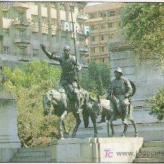 Postales: MADRID - MONUMENTO A CERVANTES - CA Nº 63 -. Lote 17328622
