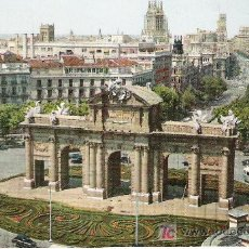 Postales: PUERTA DE ALCALA - GARCIA GARRABELLA Nº 11 -. Lote 17330678
