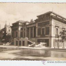 Postales: MADRID - MUSEO DEL PRADO - FACHADA PRINCIPAL. Lote 17236701