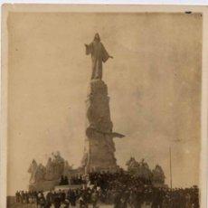 Postales: GETAFE(MADRID).-MONUMENTO AL CORAZÓN DE JESÚS EN EL CERRO. Lote 17441368