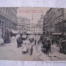 Postales: MADRID, CALLE DE SEVILLA.. Lote 17769867