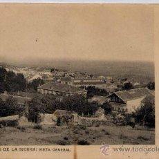 Postales: MIRAFLORES(MADRID).-VISTA GENERAL. Lote 17891693