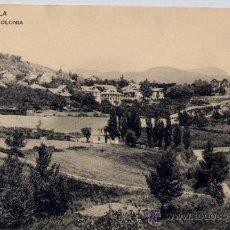 Postales: CERCEDILLA(MADRID).-LA COLONIA. Lote 17997411