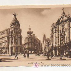 Postales - MADRID. GRAN VIA. (ED. HELIOGRAFIA ESPAÑOLA) - 18137197