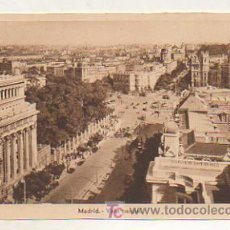 Postales - MADRID. VISTA PARCIAL. (ED. HELIOGRAFIA ESPAÑOLA) - 18137278