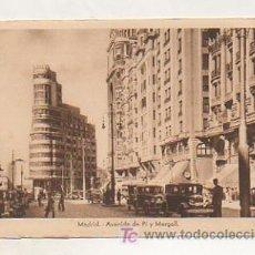 Postales - MADRID. AVENIDA DE PI Y MARGALL. (ED. HELIOGRAFIA ESPAÑOLA) - 18137316