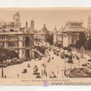 Postales: MADRID. PLAZA DE CASTELAR Y CALLE DE ALCALÁ. (ED. HELIOGRAFIA ESPAÑOLA). Lote 18137334