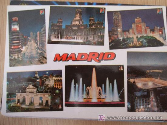 MADRID. 219 (Postales - España - Madrid Moderna (desde 1940))