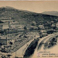 Postales: CERCEDILLA(MADRID).-VISTA GENERAL. Lote 18426499