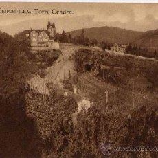 Postales: CERCEDILLA(MADRID).-TORRE CENDRA. Lote 18426675