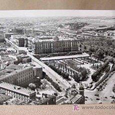 Postales: ANTIGUA FOTO POSTAL, MADRID, Nº 56, VISTA PANORAMICA, DOMINGUEZ, MEDIDAS: 14 X 9 CM.. Lote 18455880