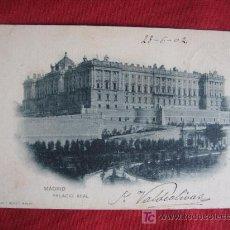 Postales: MADRID - PALACIO REAL. Lote 18574950